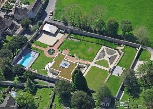 The Walled Garden, Claverton, Bath