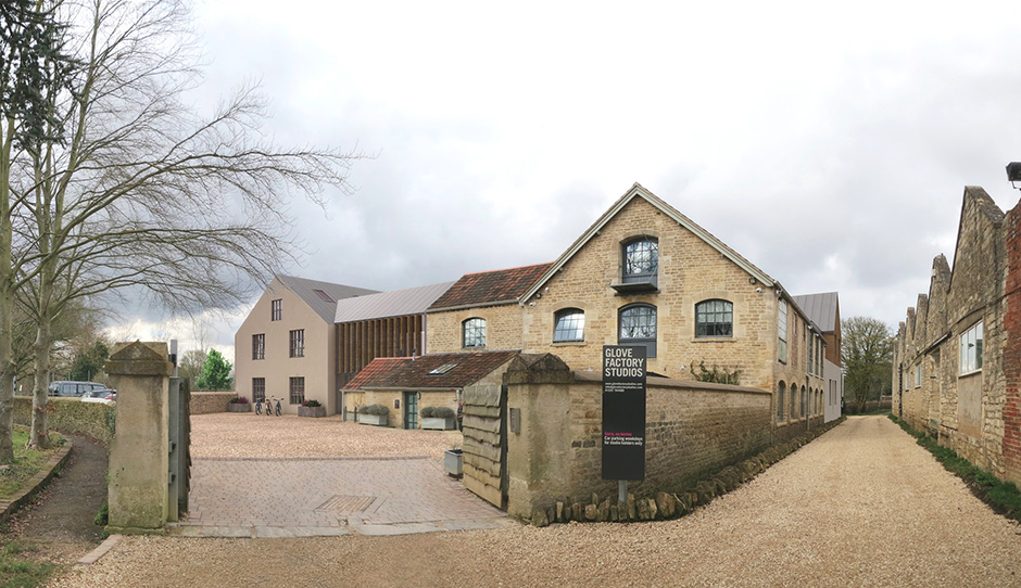 Glove Factory Studios, Holt, Wiltshire