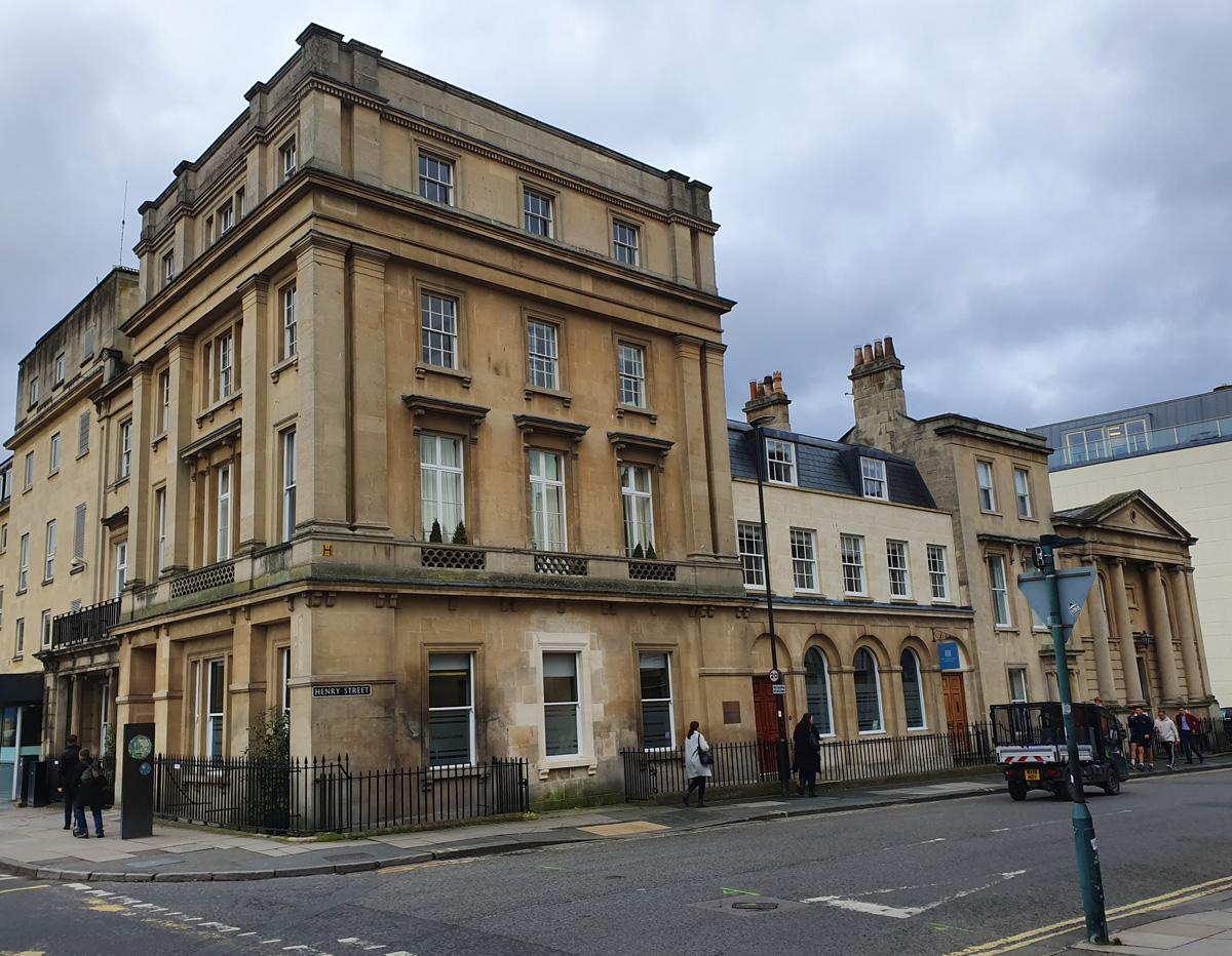 Manvers Street, Bath