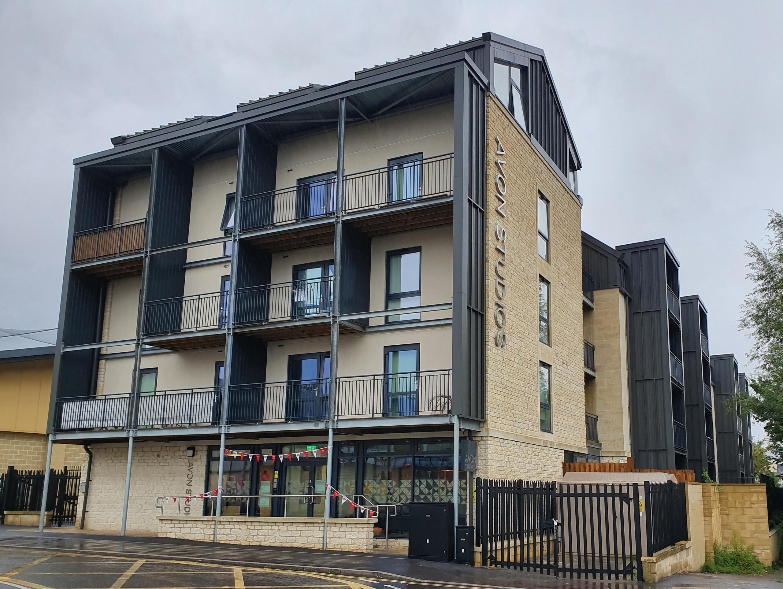 Avon Studios, Midland Road, Bath