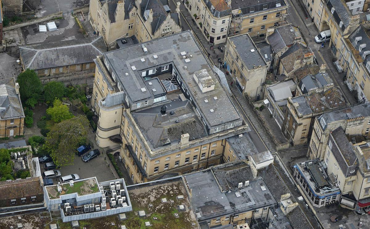 Mineral Hospital, Bath